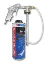 Inyector Neumático para  Dinitrol
